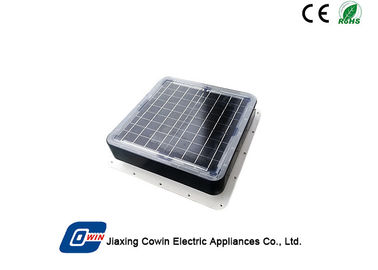 China Customized 12 Voltage Solar Powered Rv Vent Fan , Solar Powered Vent Fan supplier