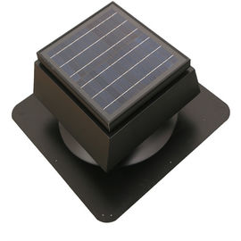 China 15w Solar Attic Fan Solar Roof Ventilator high profile 900CFM supplier