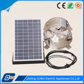 China 15W 12V Solar Powered Attic Fans Solar Ventilator For Home Use supplier