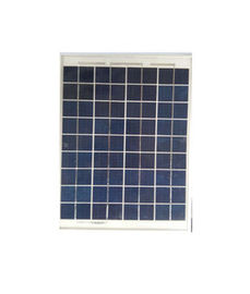 China 10 Watts Solar Energy Panels , Polycrystalline Silicon Solar Panels Long Service Life supplier