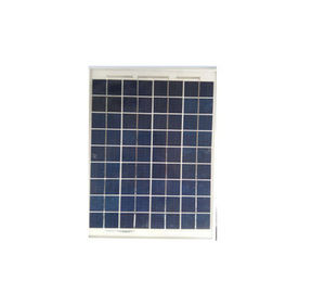 China High Efficiency Home Use Solar Power Panels Anodized Aluminium Alloy Or Plastomer Frame supplier