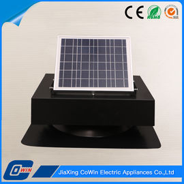 China House 15W Solar Panel Power Fan For Roof Home factory