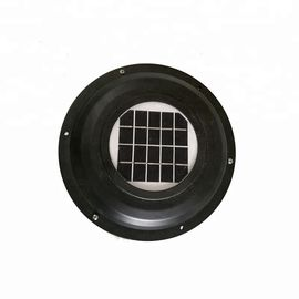 China Waterproof Solar RV Vent Fan 21.7x21.7x9.5cm With Monocrystalline PV Panel factory
