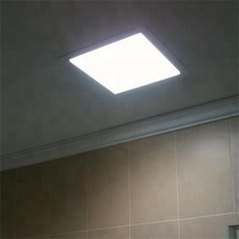 China Dual Mode Model Square Solar Lights , 8 Watt LED Panel Ceiling Lights factory