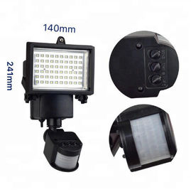 Ultra Bright Garden Solar Sensor Wall Light With 120 LEDS Operating About 6-8 Hrs