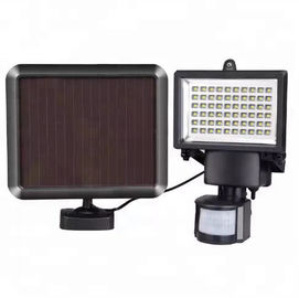 180 Degree Sensor Area Solar Sensor Wall Light With 100 LEDS 8-15m CE Approved