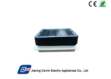 China Automative Hood Solar Rv Vent Fan Exhaust Ventilator With Remote Control factory