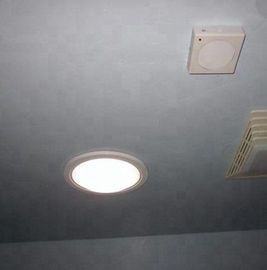 Economical Solar Powered Ceiling Light / Round Skylights For Homes RoHS Approved